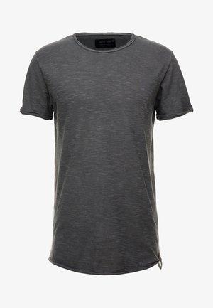 ALAIN - T-shirt - bas - dark grey