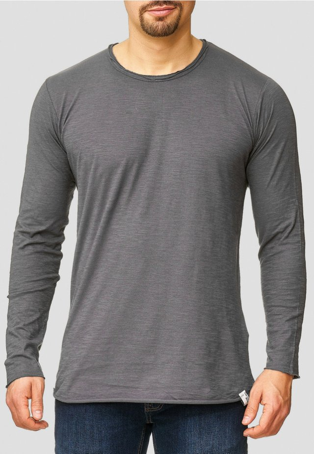 LONGSLEEVE WILLBUR - Long sleeved top - iron