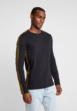GREENLAND - Long sleeved top - black