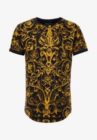INDICODE JEANS - WALDEN - T-shirt imprimé - black - 3