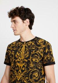 INDICODE JEANS - WALDEN - T-shirt imprimé - black - 4