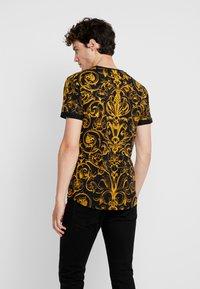 INDICODE JEANS - WALDEN - T-shirt imprimé - black - 2