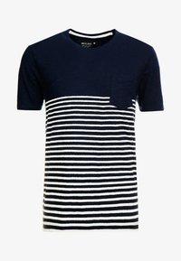 INDICODE JEANS - DURMFORD  - Camiseta estampada - navy - 3