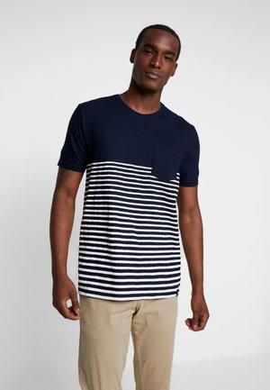 DURMFORD  - T-shirt print - navy