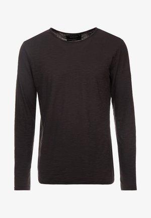 SONDERBORG - T-shirt à manches longues - black