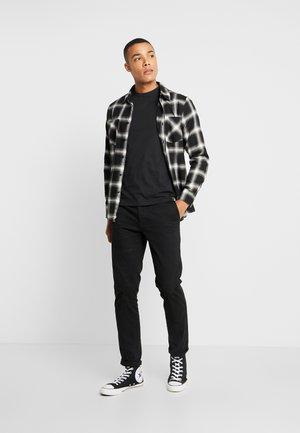 AARS 2 PACK - Jednoduché triko - black