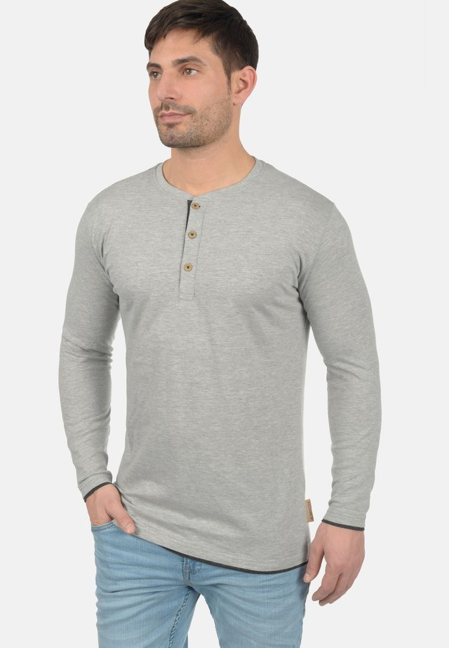 GIFFORD - Long sleeved top - light grey