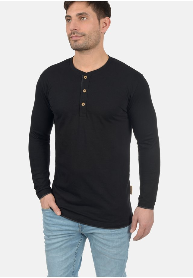 GIFFORD - Long sleeved top - black