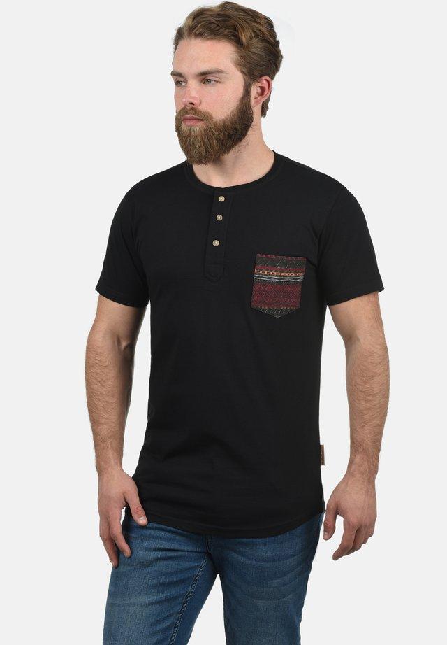ART - Print T-shirt - black