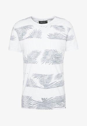 ALLEN - T-shirt imprimé - offwhite