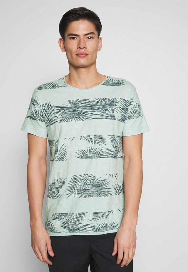 ALLEN - Print T-shirt - surf spray