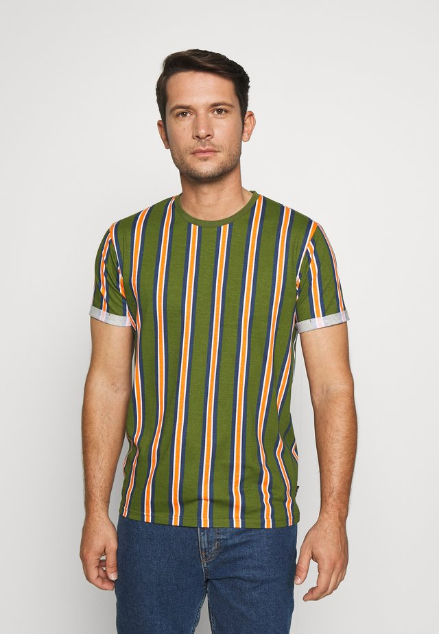 ELCHE - T-Shirt print - pesto