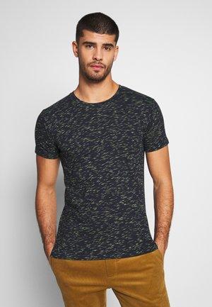 NANTERRE - Print T-shirt - navy