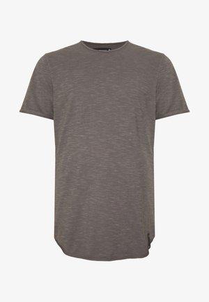 ALAIN - Camiseta básica - pewter