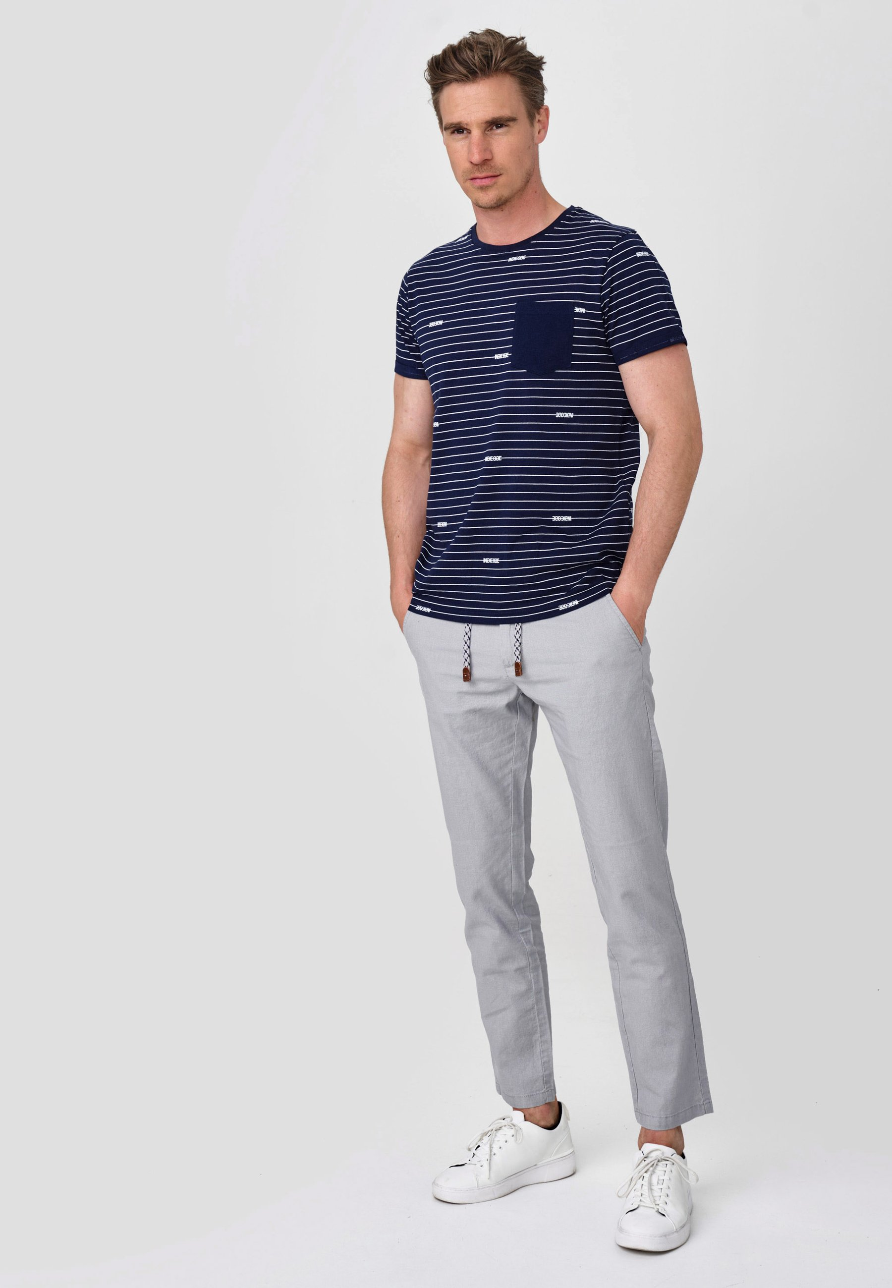 INDICODE JEANS Toppe - raven