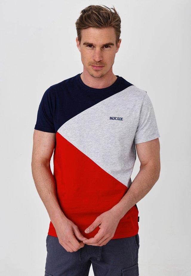 ECHARD - T-Shirt print - goji berry