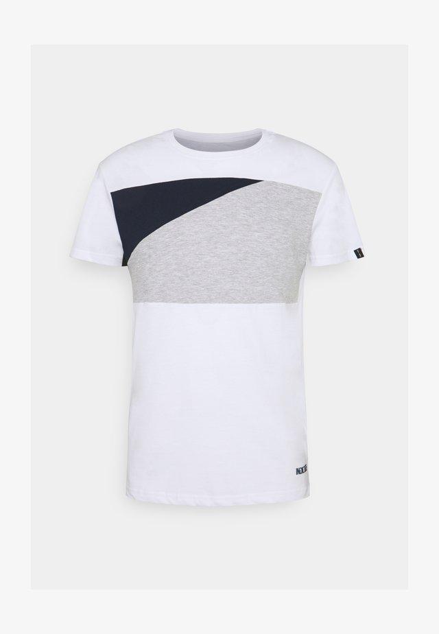 EBEL - T-shirt imprimé - optical white