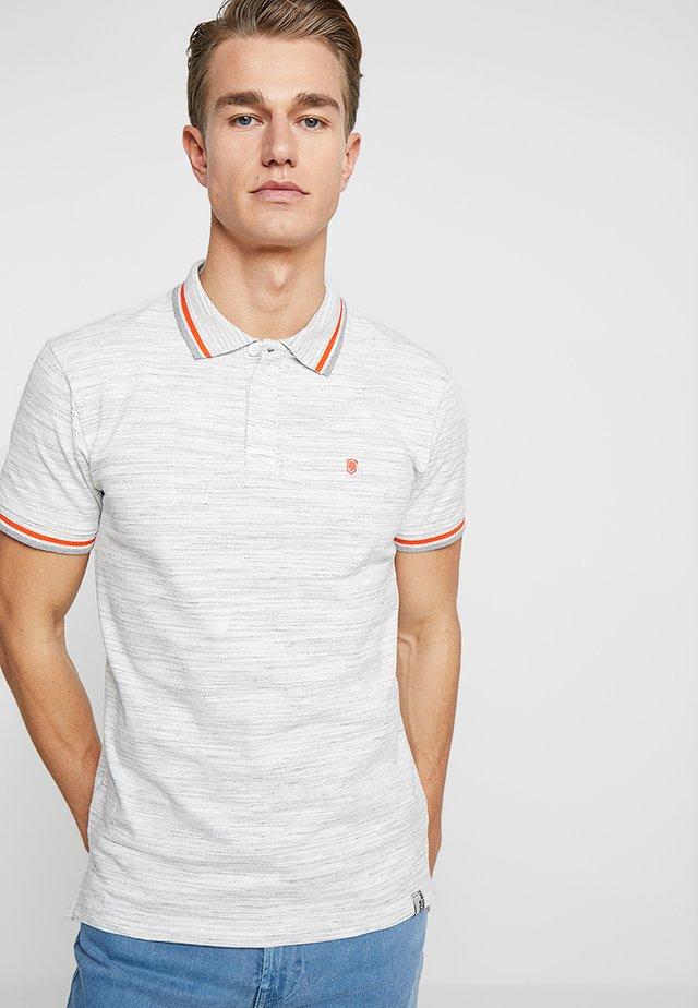 CONLEY - Polo shirt - offwhite