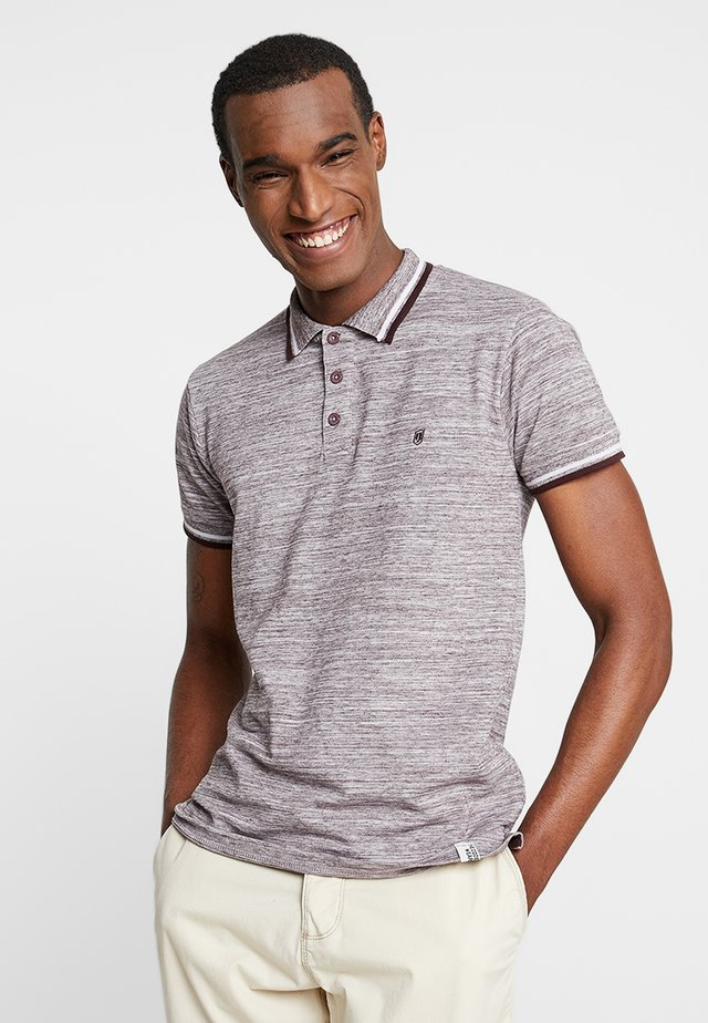 CONLEY - Polo shirt - wine