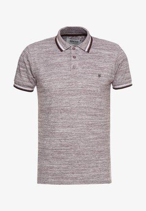 CONLEY - Polo shirt - wine