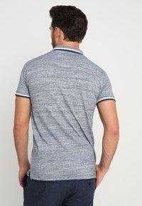 INDICODE JEANS - CONLEY - Polo shirt - navy - 2