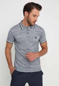INDICODE JEANS - CONLEY - Polo shirt - navy - 0