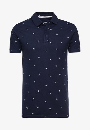 CLAY - Polo shirt - navy