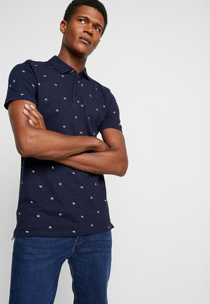 CLAY - Polo - navy