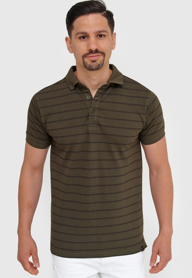 Polo shirt - army
