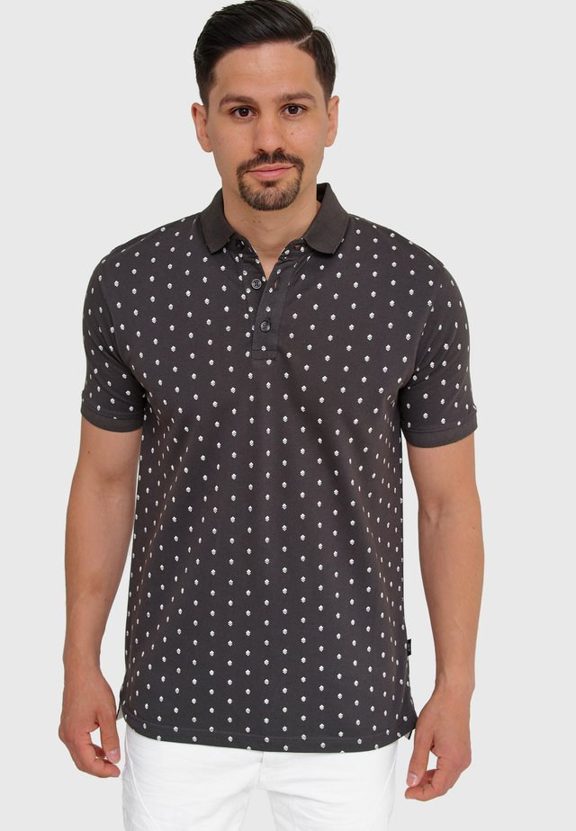 Polo shirt - dk grey