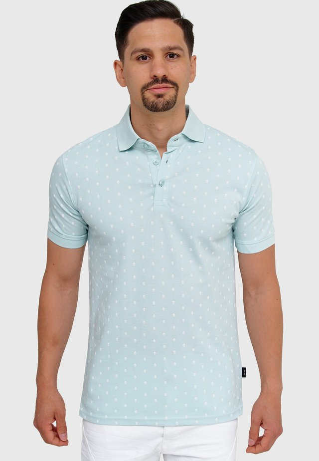 Polo shirt - surf spray