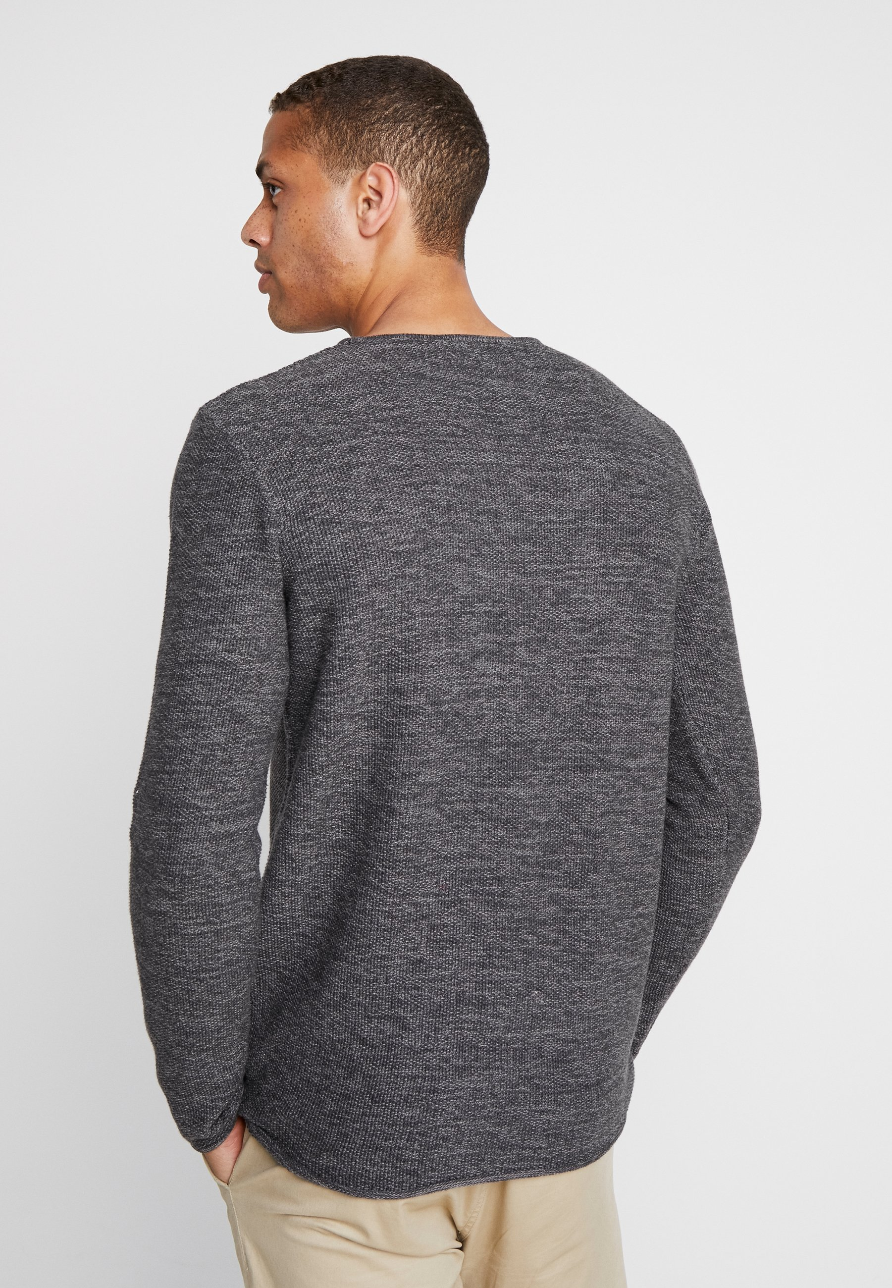 Charcoal KristianPullover Jeans Indicode Indicode Jeans Jl13TKFc