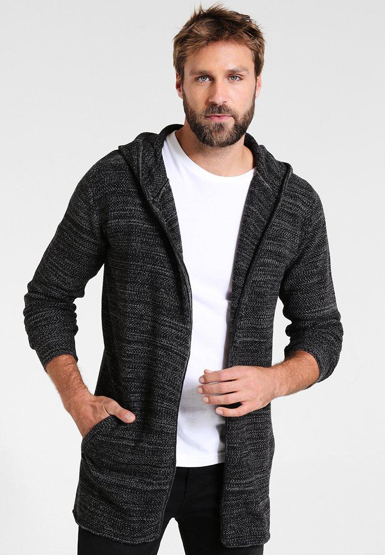 INDICODE JEANS - DENZEL - Vest - black