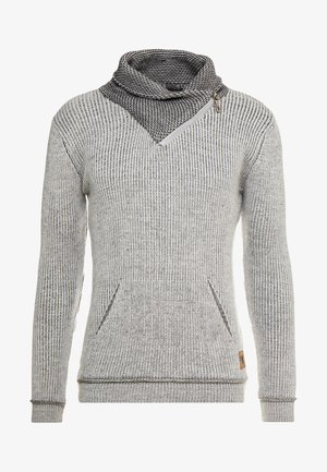 DANE - Jumper - light grey