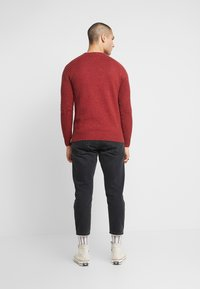 INDICODE JEANS - MAXIME - Maglione - red ochre - 2