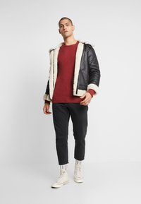 INDICODE JEANS - MAXIME - Maglione - red ochre - 1
