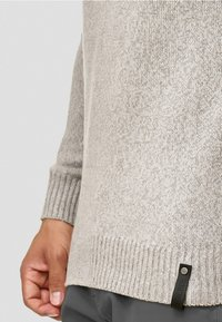 INDICODE JEANS - Pullover - light grey - 4