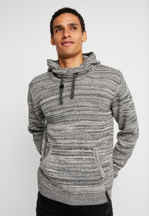 ANTHONY - Jersey con capucha - charcoal