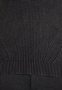 INDICODE JEANS - ECKFORD - Stickad tröja - black - 5