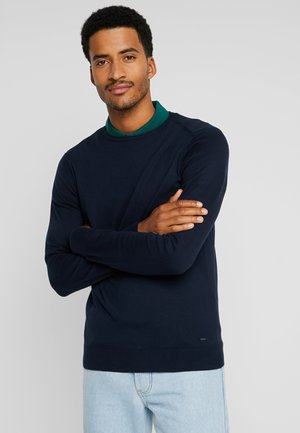 COMMONDALE - Strickpullover - navy