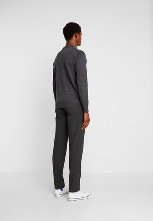 CASTLEREAGH MERINO WOOL - Pullover - charcoal mix