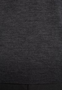 INDICODE JEANS - CASTLEREAGH MERINO WOOL - Trui - charcoal mix - 6