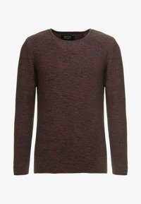 INDICODE JEANS - KRISTIAN TWISTED - Jumper - navy - 3