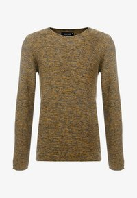 INDICODE JEANS - KRISTIAN TWISTED - Jumper - charcoal mix - 3