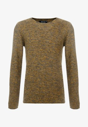 KRISTIAN TWISTED - Pullover - charcoal mix
