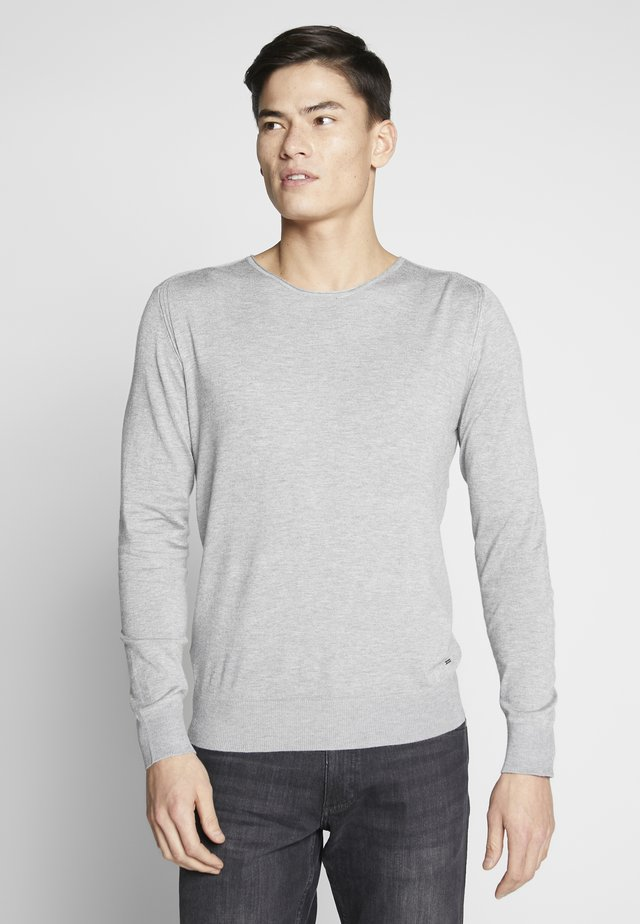 NEUILLY SUR SEINE - Jumper - light grey mix