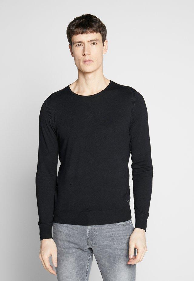 NEUILLY SUR SEINE - Jumper - black