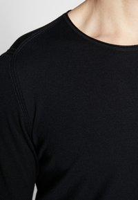INDICODE JEANS - NEUILLY SUR SEINE - Pullover - black - 5