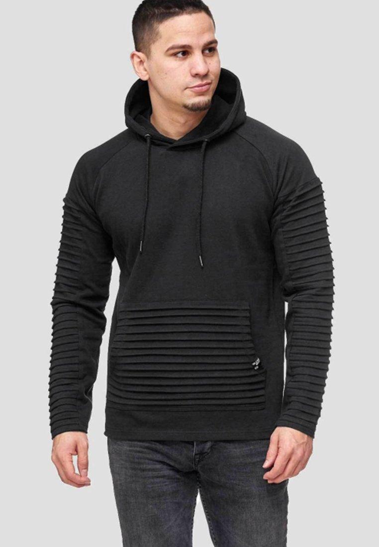 INDICODE JEANS - LEWISVILLE - Sweater - black