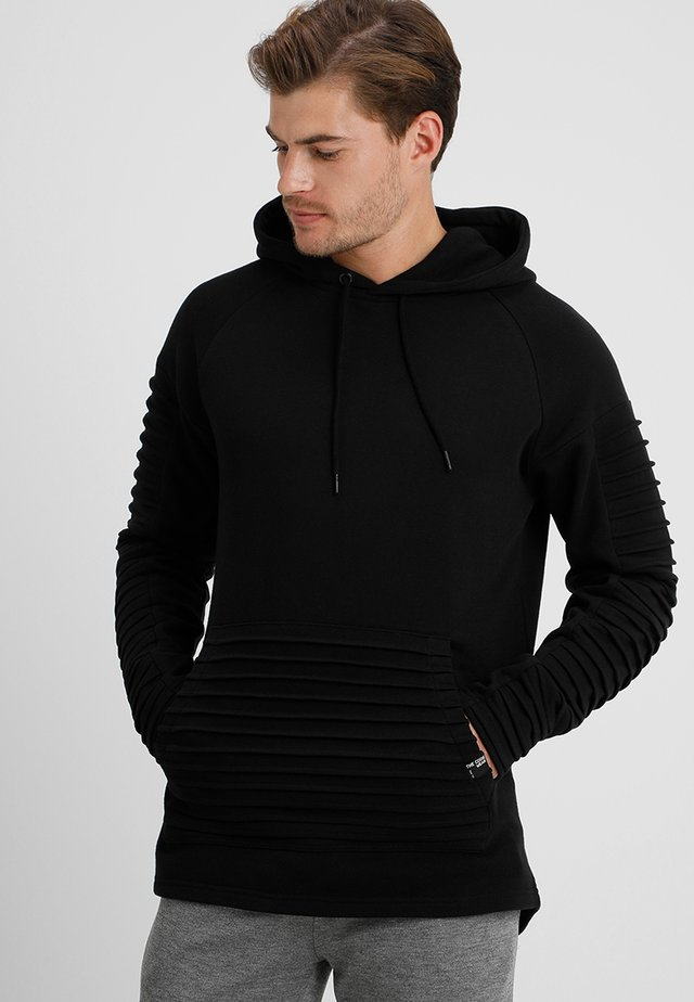 BUFAST - Jersey con capucha - black